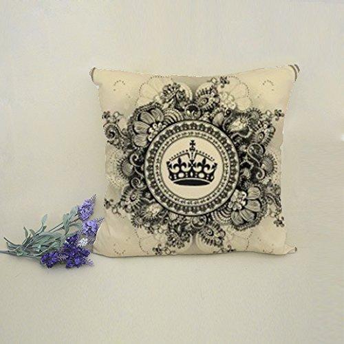 European Square Pillow Cases front-1022247