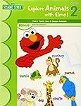 Sesame Street Explore Animals with El...