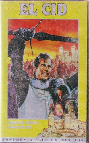 El Cid [VHS]