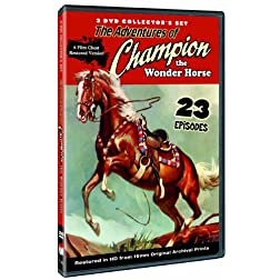 The Adventures of Champion (Film Chest Restored Version)