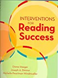 img - for [Interventions for Reading Success] (By: Diane Haager) [published: January, 2007] book / textbook / text book