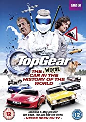 Top Gear - The Worst Car in The History of The World [DVD + UV Copy]