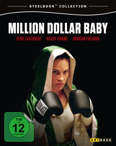 Million Dollar Baby - Steelbook [Blu-ray]