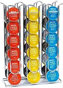 Coffee shop p ris ch0014 porte capsules distributeur pr sentoir pour 36 c - Distributeur capsule dolce gusto ...