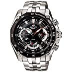 CASIO EF-550D-1AVDF Chronograph Watch (ED390)