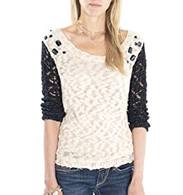 Sadie Jeweled Sweater