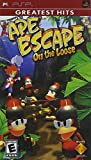 Ape Escape On The Loose PSP