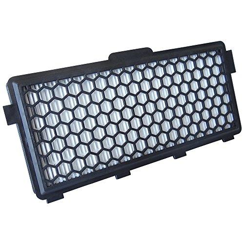 1x Hepa H12 Filter passend für Miele S 4780 inkl. 1 Rolle 16l Abfallbeutel