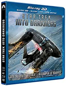 Star Trek Into Darkness [Combo Blu-ray 3D + Blu-ray + DVD + Copie digitale]
