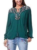 PEACE&LOVE BY CALAO Blusa (Verde)