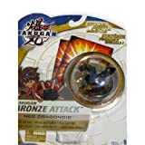 Bakugan New Vestroia Bronze Attack Neo Dragonoid