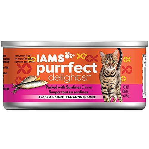 Iams Cat Food Calories