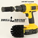Car Wheel, Truck Tire and Lugnut cleaning Brush Combo Kit thumbnail