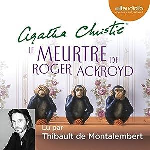 Le Meurtre de Roger Ackroyd | Livre audio