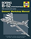 'Boeing B-52 Stratofortress: 1952 onwards (all marks) (Owners' Workshop Manual)' from the web at 'http://ecx.images-amazon.com/images/I/51xclV879xL._AC_UL160_SR125,160_.jpg'