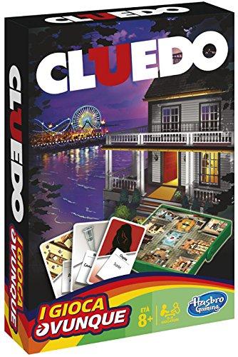 Hasbro - Cluedo Travel Grab And Go