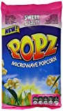 Popz Sweet and Salty Microwave Popcorn 85 g (Pack of 15)