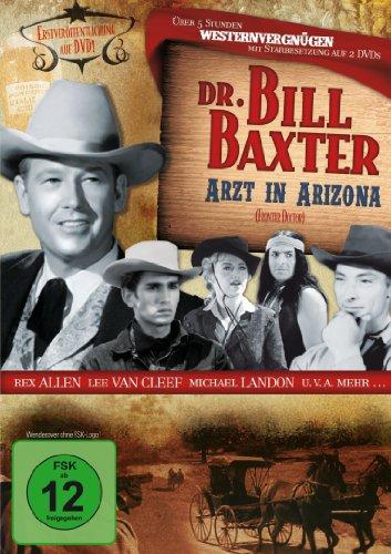 Dr. Bill Baxter - Arzt in Arizona (Frontier Doctor) [2 DVDs]