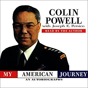 My American Journey Audiobook