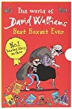 The World of David Walliams: Best Boxset Ever: The Boy in the Dress; Mr Stink; Billionaire Boy; Gangsta Granny; Ratburger