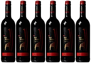 Tall Horse Pinotage 2014 Wine 75 cl (Case of 6)