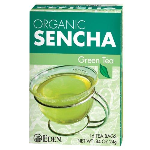 Eden® Organic Sencha (Green Tea) 16 Bags
