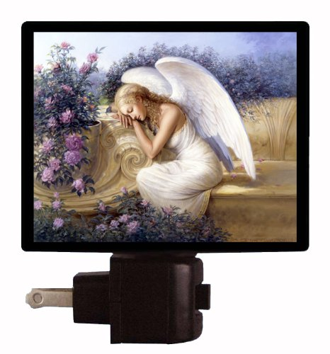 Angel Night Light Lamp