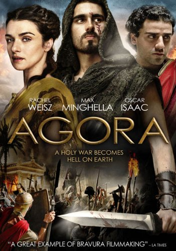 Review of Agora the film - DVD on Amazon