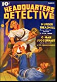 HEADQUARTERS DETECTIVE - 03/37 (1597981397) by FLEMING-ROBERTS, G.T.