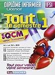 IFSI Tout le semestre 1 en QCM et QRO...