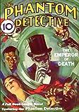 Pulp Classics: Phantom Detective #1 (February 1933) (0809511517) by Betancourt, John Gregory
