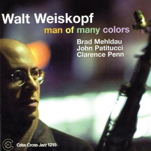 Man of Many Colors by Walt Weiskopf