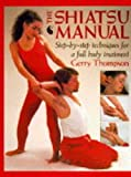 img - for The Shiatsu Manual book / textbook / text book