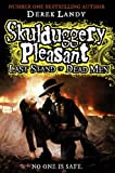 img - for Last Stand of Dead Men (Skulduggery Pleasant, #8) book / textbook / text book