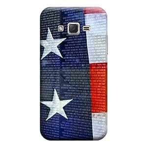 BUZZWORLD Samsung J3 2016 Macho Man Randy Savage 3D Printed Mobile Back Case Cover (Matte) (Multicolor)