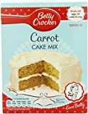 Betty Crocker Carrot Cake Mix 500 g (Pack of 6)