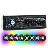 XOMAX XM-RSU225BT Autoradio mit Bluetooth Freisprechfunktion