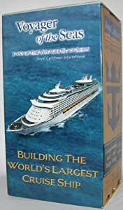 Building the World's Largest Cruise Ship: Voyager of the Seas, First of the Eagle Class Ships