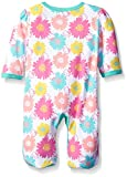 Hello-Kitty-Baby-Girls-Flower-Print-Coverall