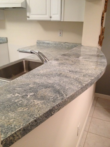 Giani Countertop Paint White : Giani Granite White Diamond Paint Kit for Countertops, White ...