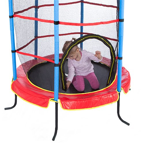 Ultrasport Kindertrampolin Indoortrampolin Jumper 140 - 5