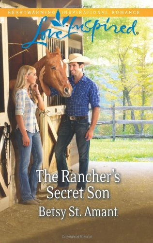 Image of The Rancher's Secret Son (Love Inspired)