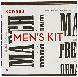 Korres All New Mens Kit