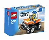 LEGO City Model 7736: Coast Guard Quad Bike