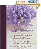 We Empower: Inspirational Wisdom for Women