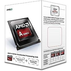 AMD A4-6300 Richland Dual Core Desktop Processor AMD Radeon HD 8370D + GIGABYTE GA-F2A68HM-H FM2 AMD Motherboard