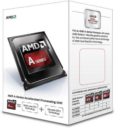 AMD-A4-6300-Box-Prozessor-37GHz-Sockel-FM2-1MB-Cache-65-Watt-schwarz