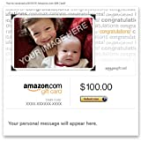 Amazon.com Gift Card - Upload Your Photo (E-mail) - Congratulations