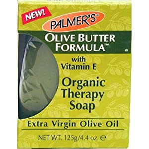 Palmers Organic Therapy 130 ml Olive Butter With Vitamin E Soap