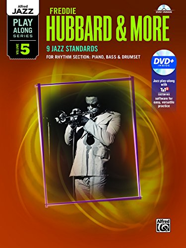 alfred-jazz-play-along-freddie-hubbard-more-vol-5-rhythm-section-piano-bass-drum-set-book-dvd-by-fre